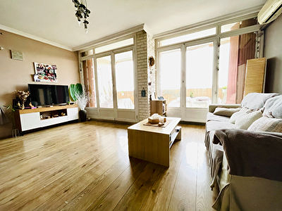Appartement T4 83m²